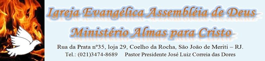 Assembléia de Deus Almas para Cristo