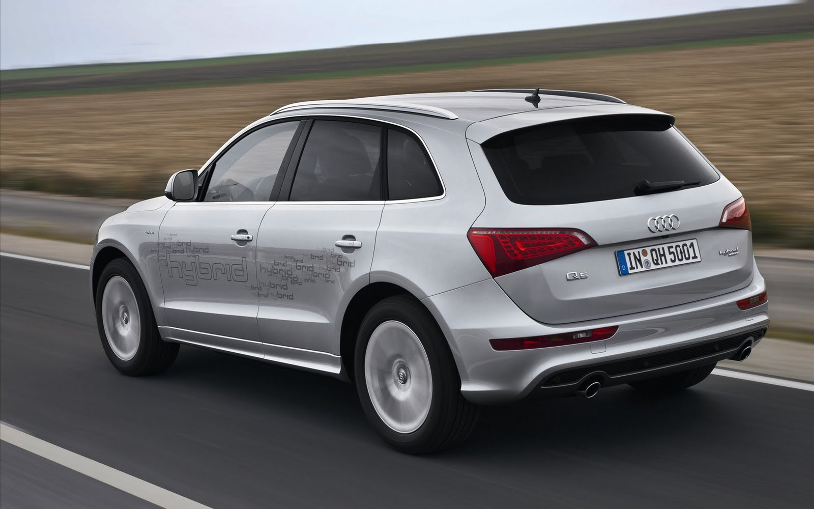 audi q5 hybrid quattro 2012 automotive todays. Black Bedroom Furniture Sets. Home Design Ideas