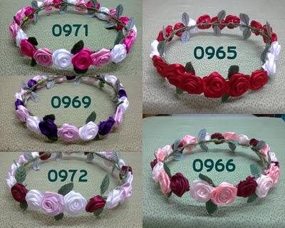 Gambar-gambar flower crown Paling Cantik dan Elegan