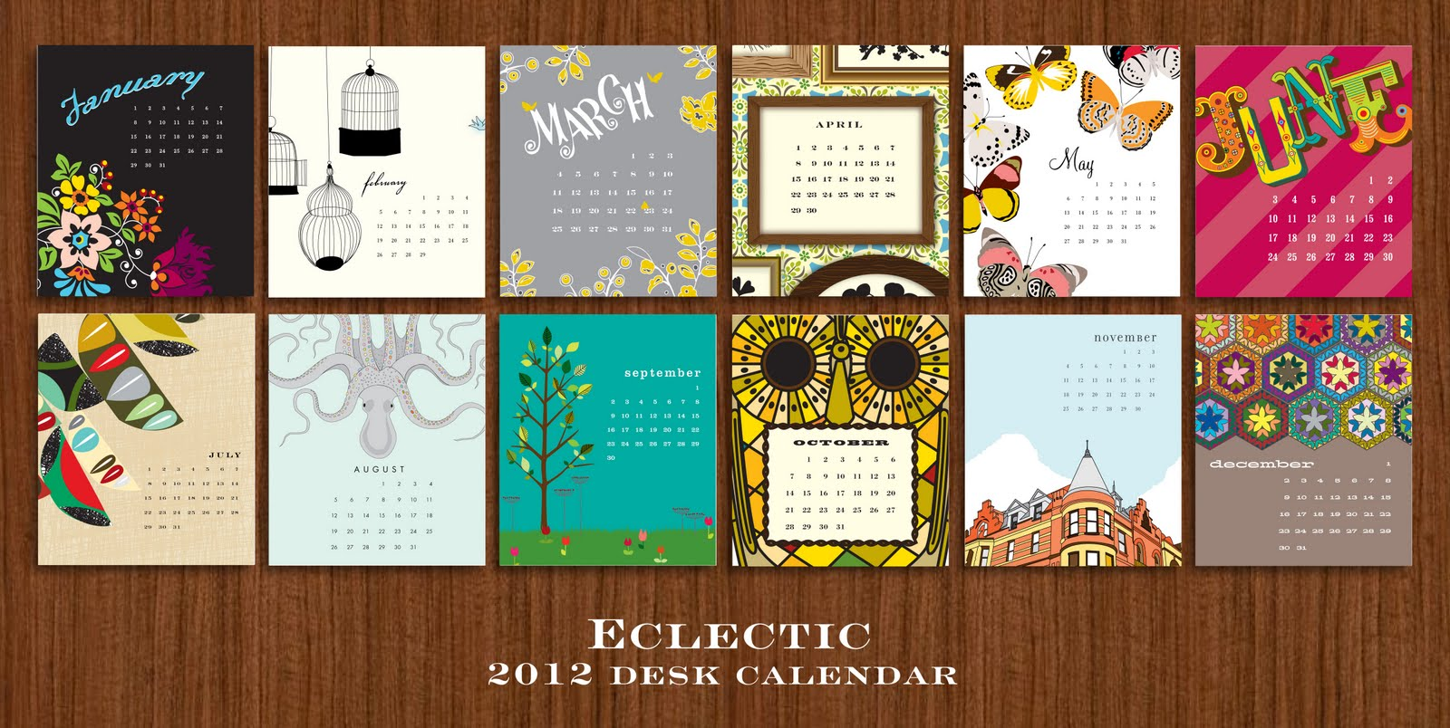 Great Calendar Design : Jpress designs the great calendar giveaway
