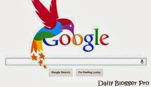 Algoritma Terbaru Dari Google - Bersiaplah Si Burung Kecil Hummingbird Telah Datang