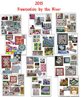 Tutorials, patterns and projects done in 2015 by Freemotion by the River