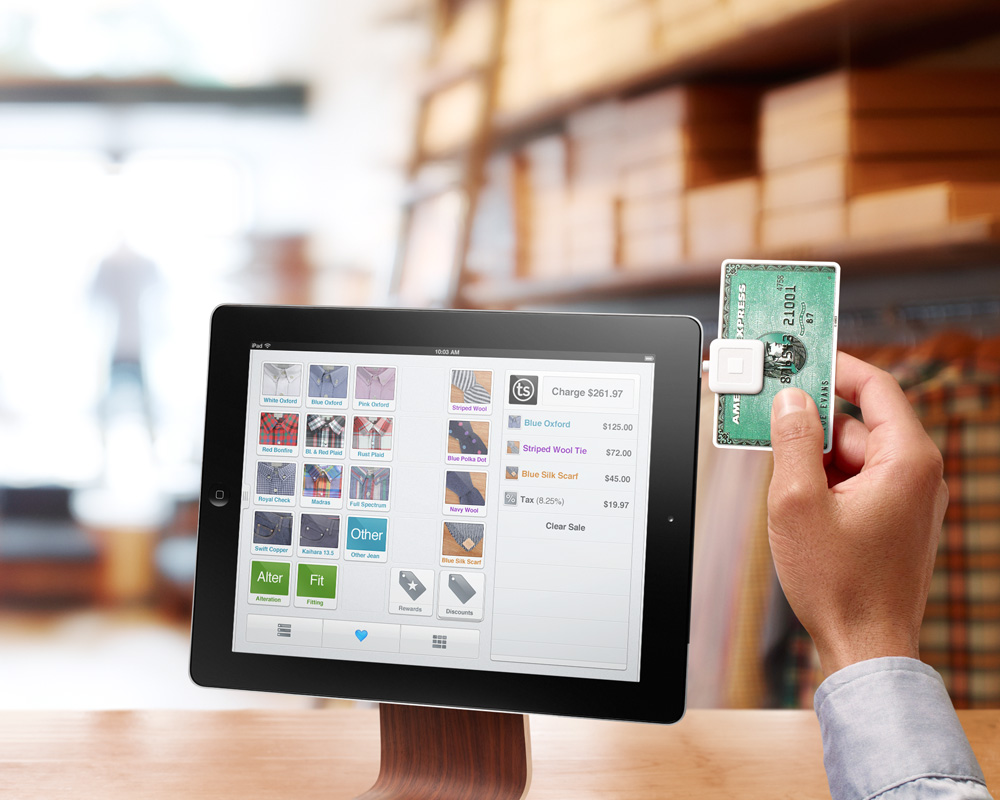 how to charge a credit card manually