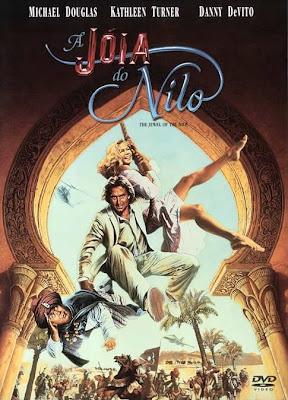 A Jóia do Nilo - DVDRip Dublado
