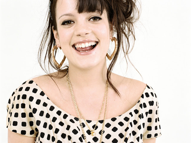 Lily Allen Still,Image,Photo,Picture,Wallpaper,Hot