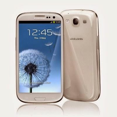 Spesifikasi Dan Harga Samsung Galaxy S3 Terbaru 2014
