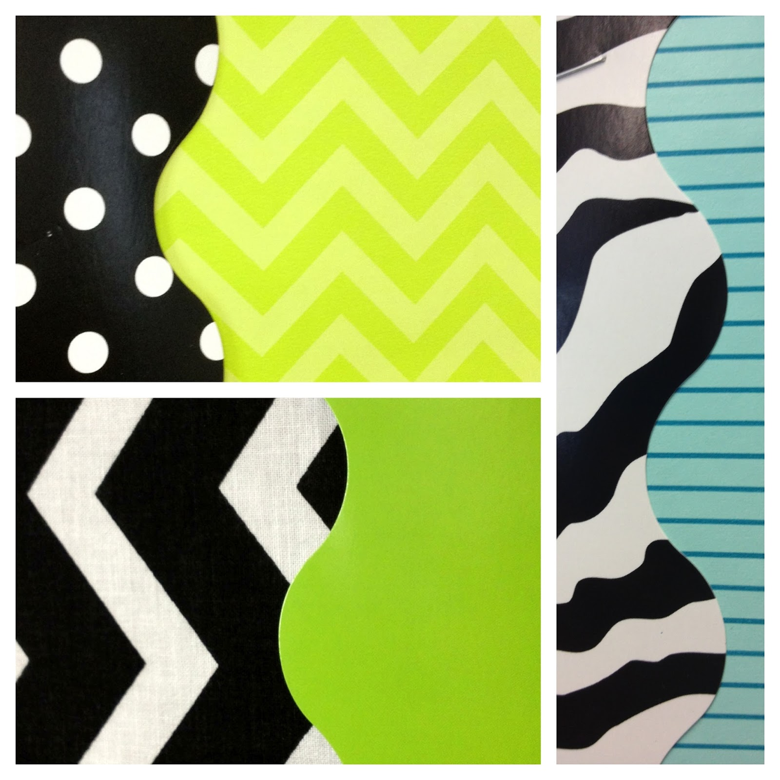 my own twist on things: chevron and stripes and dots