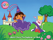#11 Dora The Explorer Wallpaper