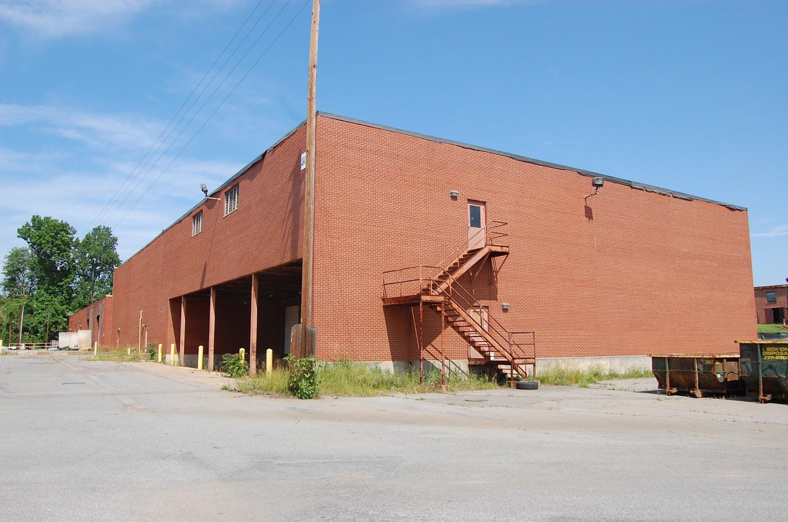 Trucking Company Garage : Mclean trucking company winston salem nc break bulk