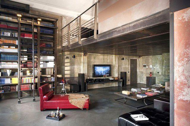 Tips para decorar tu loft estilo industrial arquitexs for Ideas decoracion loft