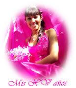 vestidos de XV años 2011 mariadri logo