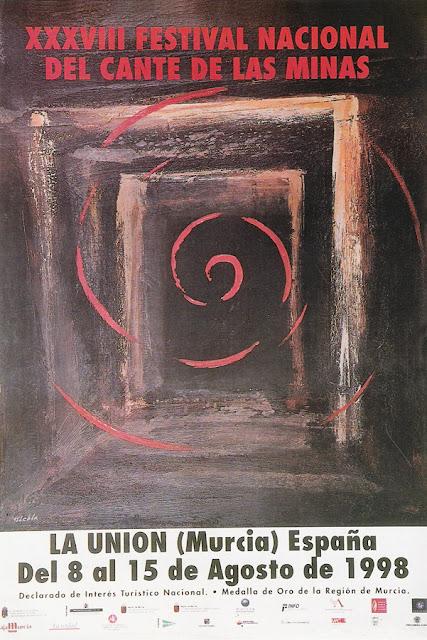 Cartel del Cante de las Minas de 1998