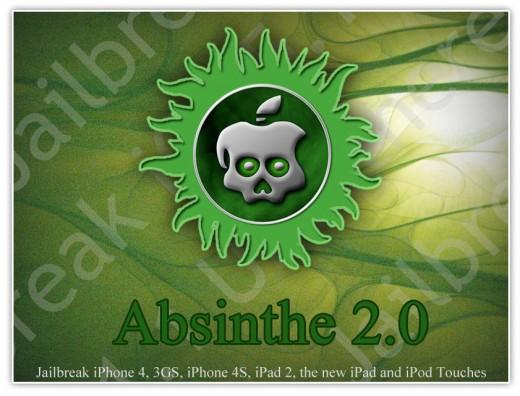 Absinthe 2.0 iOS 5.1.1