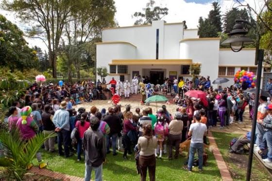 Teatro al parque Bogotá