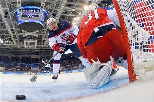 Sochi: Big Game For Backes