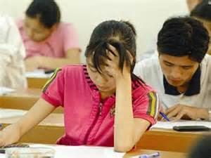 Cảm xúc đa chiều với những bài thi đại học