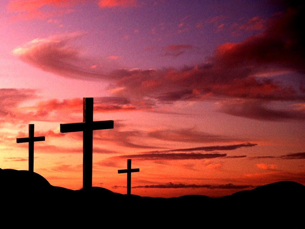 easter sunday cross