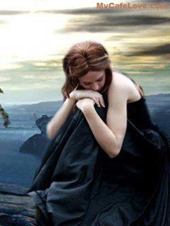 اجمل صور بنات وهم في حالة حزن