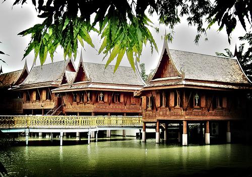 Cung điện Vimanmek - Thái Lan