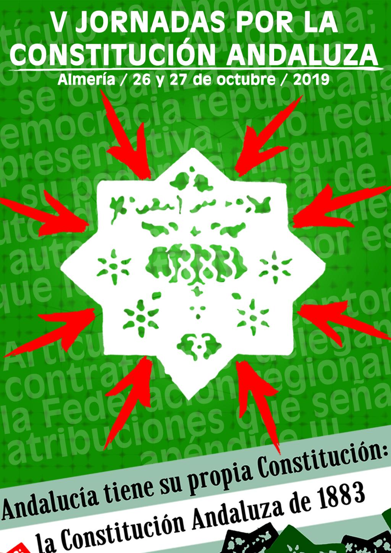 V Jornadas por la Constitución Andaluza