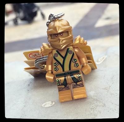 LEGO Ninjago Airjitzu takeover at LDC Manchester