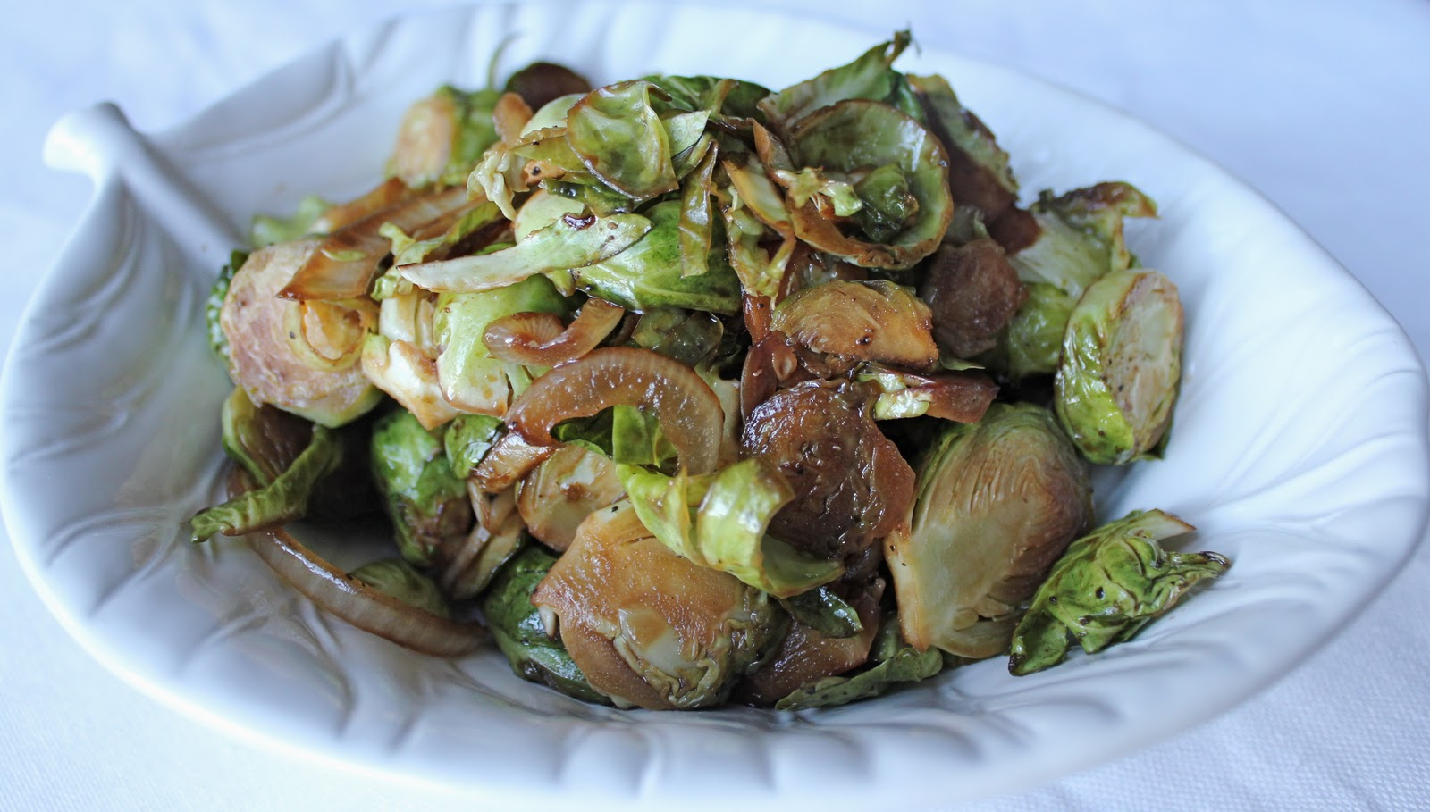 ... black bean sauce recipes dishmaps brussels sprouts in black bean sauce