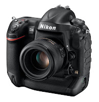 Nikon Meluncurkan Camera DSLR D4, D800 dan D800E