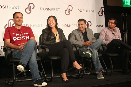 Poshmark POSHFEST 2013 CEO Panel