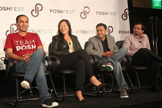 Poshmark POSHFEST 2013 CEO Panel