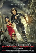 Resident Evil 5  Retribution (2012)