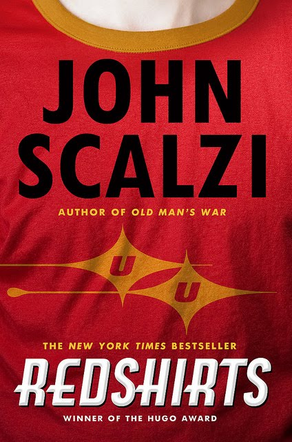 John Scalzi at the Roseville Library 10/13/16 7:00pm