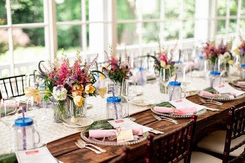 Beautiful Tablescape