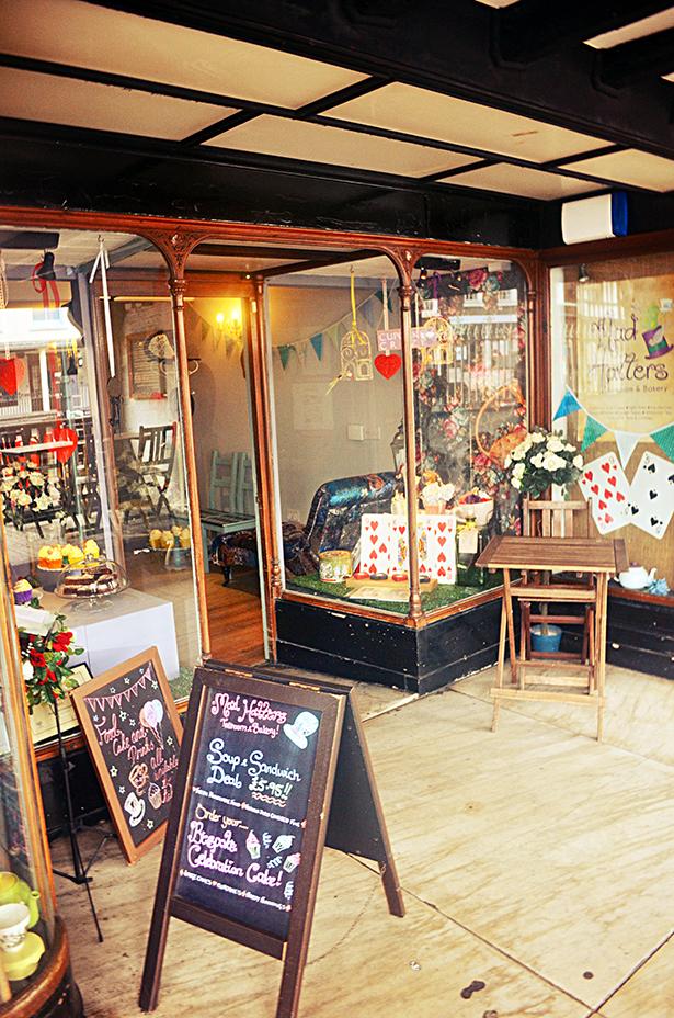 Mad Hatter Tea Room, Chester // Stephi LaReine