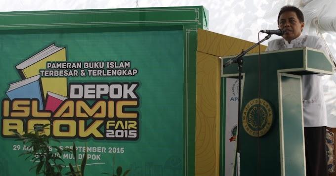 Walikota Buka Pameran Islamic Book Fair