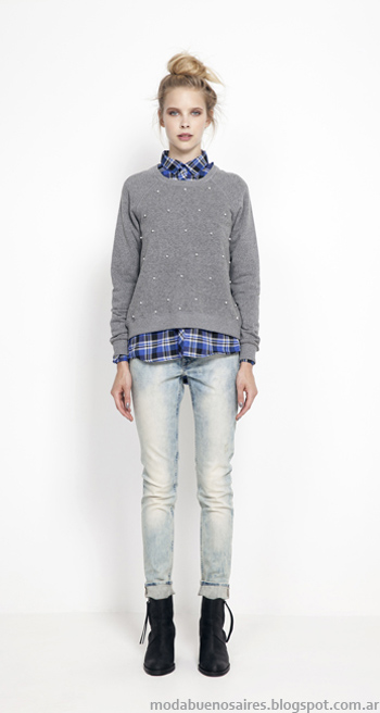 Sweaters otoño invierno 2014 Julien.
