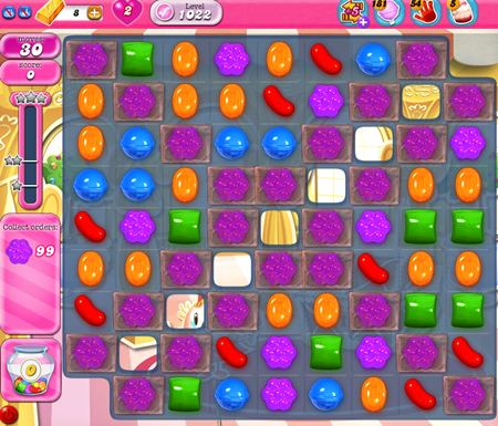 Candy Crush Saga 1022