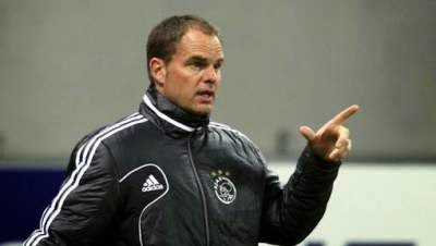 De Boer confirms preference for Spurs over Barcelona