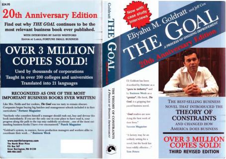 The Goal - Quá trình liên tục hoàn thiện
