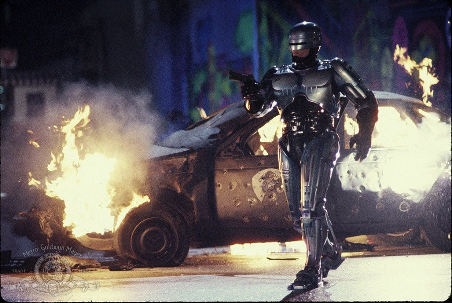 RoboCop 2 BluRay Torrent