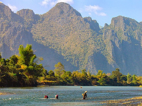 Photos of 10 most beautiful landscapes in Laos