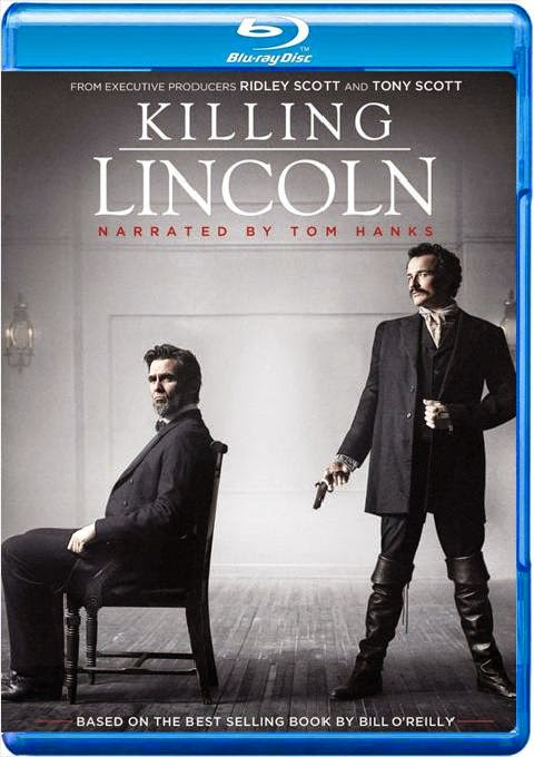 Killing Lincoln (2013) m720p BDRip 2.1GB mkv AC3 5.1 ch subs español