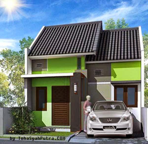 Contoh Rumah Minimalis Terbaru 2014