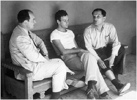 gell mann and feynman relationship problems