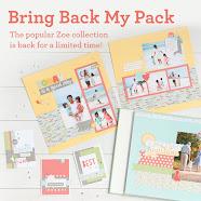 Bring Back My Pack — Zoe