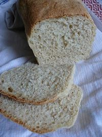 Chleb tostowy dla leniwych: