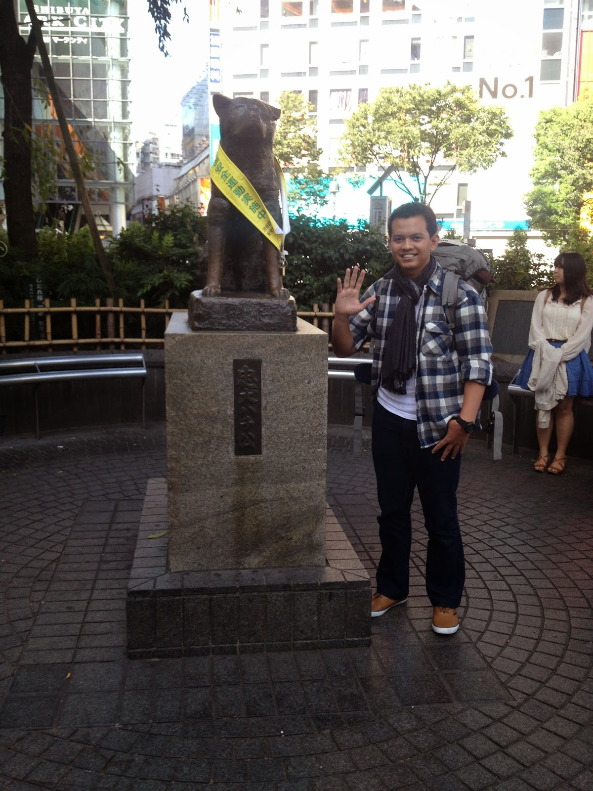 Panduan Wisata dan Transportasi Tokyo Jepang  Shibuya