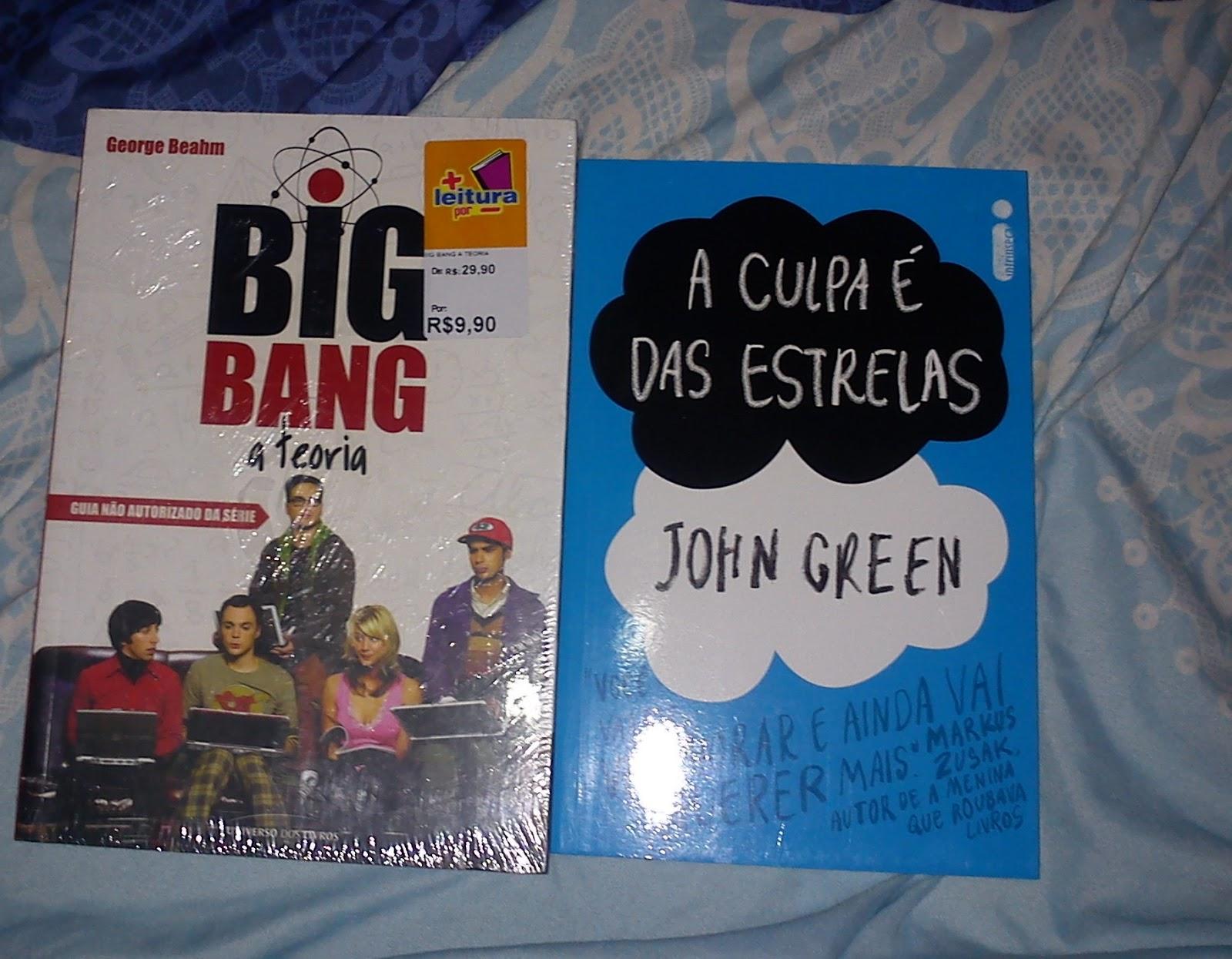 livros comprados