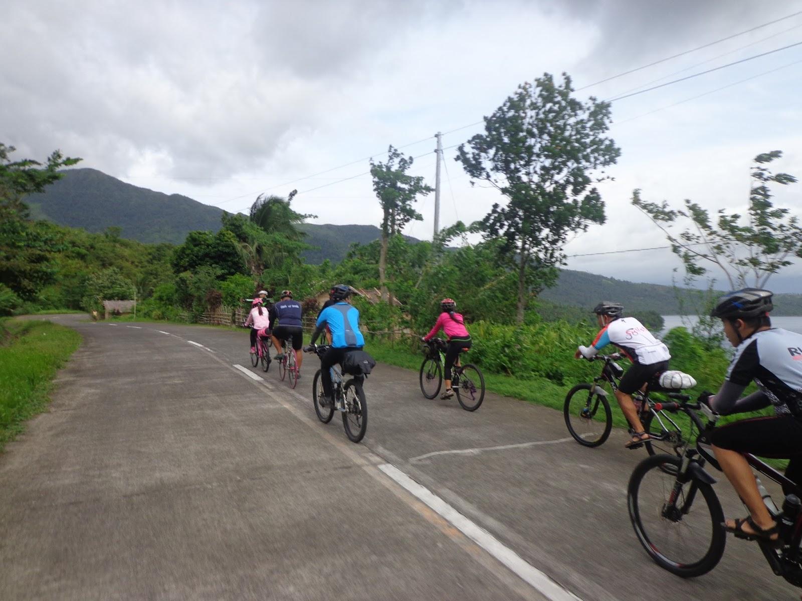 bikepacking philippines: tiwi and caramoan bike ride 2015
