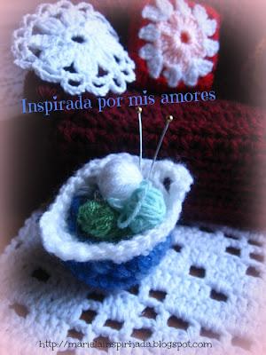 Crochet dimos