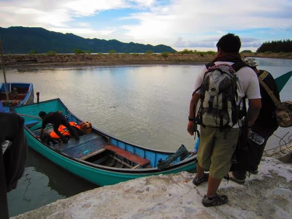 Pulau Bunta Aceh Besar